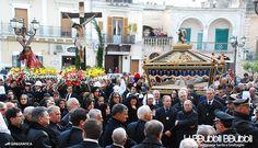 La Processione dei Misteri a Grottaglie. I riti della Settimana Santa