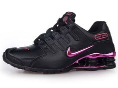 Chaussures Nike Shox NZ Noir/ Rose [nike_12087] - €51.85 : Nike Chaussure Pas Cher,Nike Blazer and Timerland https://www.facebook.com/pages/Chaussures-nike-originaux/376807589058057