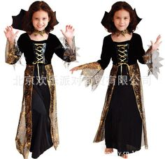 Halloween Clothes Halloween Party Children Carnival Costumes Witch Costume New Year Costume Dresses For Girls Kids Witch Costume-in Clothing from Novelty & Special Use on Aliexpress.com | Alibaba Group