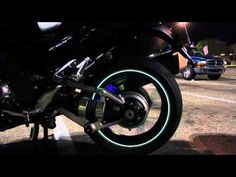 Wheel lights for my bike... I NEED THIS!!!