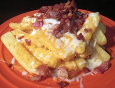 Top Secret Recipes | Lone Star Steakhouse Amarillo Cheese Fries Copycat Recipe