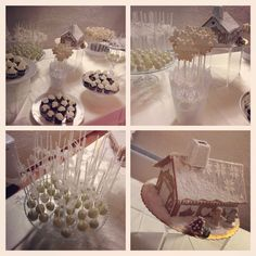 Sweet Table for Wedding Day