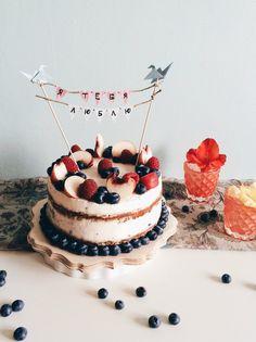 KATE MAKE ME CAKE отличнейшее украшение торта