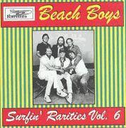 "Beach Boys Cd ""Surfin' Rarities Vol. 6"""