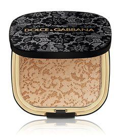 Dolce & Gabbana Glow Bronzing Powder - this is soooo pretty!