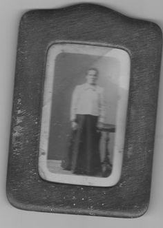 Ona Vaistaras Pranckus, circa 1860