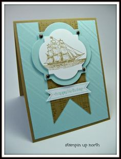 Happy Birthday by lhs43 - Cards and Paper Crafts at Splitcoaststampers