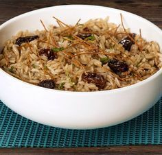 Arroz arabe Lebanese Recipes, Indian Food Recipes, Vegetarian Recipes, Cooking Recipes, Healthy Recipes, Arroz Biro Biro, Arabian Food, Clean Eating, Healthy Eating