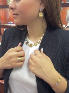 Marco Bicego's Lunaria Collection. Classic, Elegant, Distinct Explore this beautiful collection at Miami Lakes Jewelers. #MiamiLakesJewelers #MarcoBicego