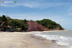 Praia da #Paixão - Prado (Bahia) Foto de Leonardo Marcio www.italianobrasileiro.com #praia   #Bahia   #Prado   #Brasil   #turismo