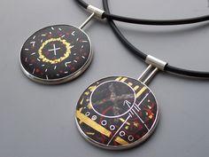 Jewellery - RUTH BALL > enamel + design