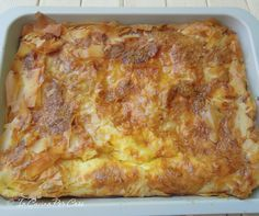 I love Burek - I haven't had it since Grandma passed.  I have to try to make this.   Recipe at bottom in English
