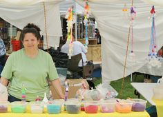 This photo was taken by Anthony Cornett of a vendor at the Centralia Anchor Fest 2014.