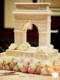 15 Unique Wedding Cake Ideas | TheKnot.com #weddingcakes