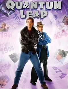 Quantum Leap tv series starring Scott Bakula, 1989-1993 Finding some major solitude in watching these old tv shows. Love it!