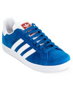 Spring Trends: The bright stuff ADIDAS #shoes #royal #sneakers BUY NOW!