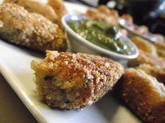 Croquettes de courgettes aux flocons de quinoa sans gluten sans lactose sans sucre