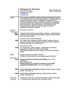 onebuckresume resume layout resume examples resume builder - Resume Writing Samples