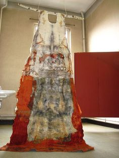 Goddess cloth front by coloremartine, via Flickr  Martine Bos, June 11, 2012