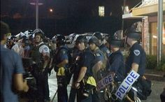 With 47 Arrests Last Night, Are Tensions Really Calming in Ferguson?