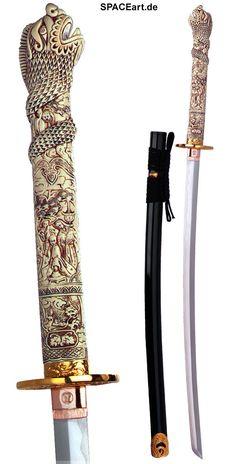 """Zum Film """"Highlander - Es kann nur einen geben"""" haben wir ab sofort dieses tolle Connor MacLeod Katana Schwert im Sortiment: http://spaceart.de/produkte/hgl003.php ... Gibt es unter Euch eigentlich auch Fans vom zweiten Highlander Film?"""
