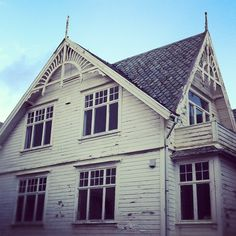 #haugesund #norway #house by vesleserena, via Flickr