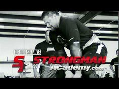 Strongman Training - Brian Shaw's Strongman Academy Training Program