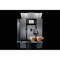 Shop Jura GIGA Professional Espresso Maker/Coffeemaker Aluminum at Best Buy. Find low everyday prices and buy online for delivery or in-store pick-up. Jura Espresso, Espresso Maker, Coffee Maker, Blended Coffee, Fresh Coffee, Barista Recipe, Professional Coffee Machine, Automatic Espresso Machine, Latte Macchiato