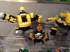 LEGO Mixels at NY Toy Fair 2015