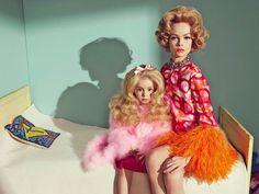 SOFIA SANCHEZ & MAURO MONGIELLO  Siri and the little girl  Untitled 2, 2008