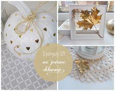 3 pomysły DIY na jesienne dekoracje!