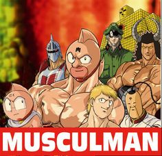 Musculman!