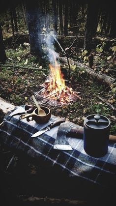 RV And Camping. Ideas To Help You Plan A Camping Adventure To Remember. Camping can be amazing. You can learn a lot about yourself when you camp, and it allows you to appreciate nature more. There are cheerful camp fires and hi Camping World, Camping Life, Camping Hacks, Camping Gear, Camping Cooking, Truck Camping, Bushcraft Camping, Outdoor Life, Outdoor Camping