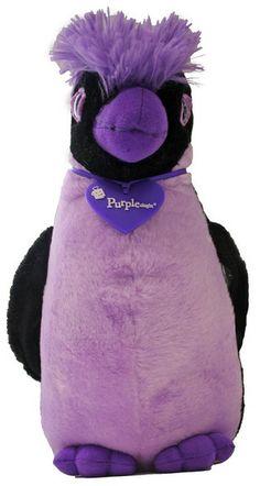 02f4a450a8b Purpleologist Punky Penguin - PURPLEologist.com