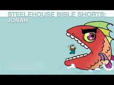 Steelehouse Bible Shorts: Jonah