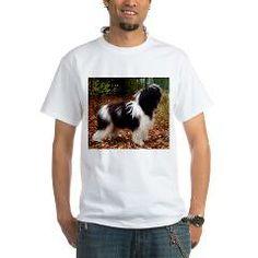 polish lowland sheepdog full T-Shirt > Polish Lowland Sheepdog > Paw Prints 5