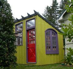 Salvage greenhouse.   ➰ Garden Haven ➰   Pinterest   Gardens ...