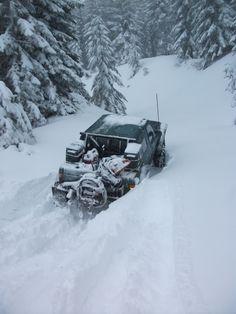 Extrem winter chalange