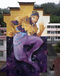 Inti, cosmos & religion, Festival Back To School en Chine