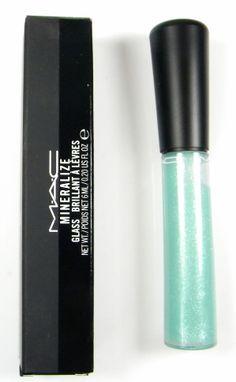 Mac Lip Gloss Mineralize Glass - Beautiful Moves