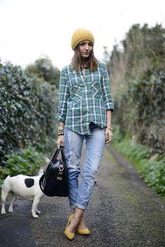 shirt: Zara (au/w 12-13)  pants: Suiteblanco (s/s 12)  shoes: Zara (old)  beanie: Stradivarius (au/w 12-13)  bag: Givenchy Antigona Bag