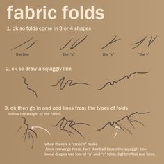 helpful draped fabric tips