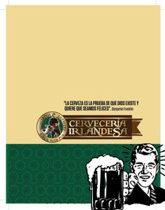 Nuestra carta #cerveceriairlandesa