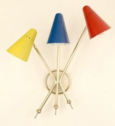 Each lamp needs 9 x screwfit bulbs. Retro Lighting, Lighting Design, 70s Decor, Mid Century Modern Lighting, Vintage Lamps, Dream Decor, Floor Lamps, Mid Century Design, Chainsaw