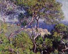 Claude Monet - Bordighera, 1884