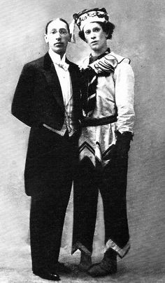Stravinsky and Nijinsky