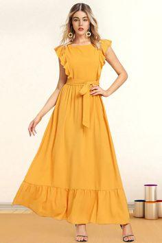 Modest Dresses, Cute Dresses, Beautiful Dresses, Casual Dresses, Fashion Dresses, Summer Dresses For Women, Spring Dresses, Ladies Dresses, Kurti Neck Designs