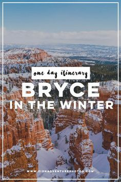 A Perfect Winter Day in Bryce Canyon National Park Zion Photographer Adventures in Zion National Park Southern Utah Family Travel Bryce National Park, National Parks Usa, Zion T, Bryce Canyon Hikes, Utah Hikes, Hiking Places, Hiking Trails, Visit Utah, Winter Travel