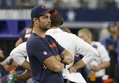 Bears' QB Jay Cutler, RB Jeremy Langford both doubtful = It looks like the Chicago Bears will be without quarterback Jay Cutler for the second game in a row. He's officially doubtful for the contest this weekend against the Detroit Lions. That means that the team will.....