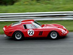 Ferrari GTO: ultimate dream I even like the color.
